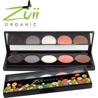 Zuii Organic Natuurlijk oogschaduw Palet Glamour