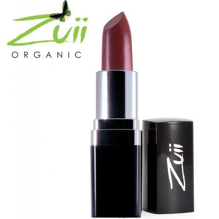 Zuii Organic Flora lipstick Wine