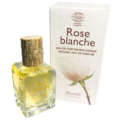 Sharini Natuurlijk parfum Rose Blanche