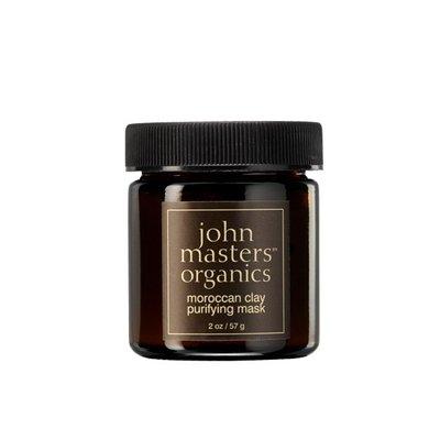 John Masters Organics Natuurlijk zuiverend kleimasker