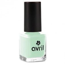 Avril 7Free Nagellak Vert d'Eau