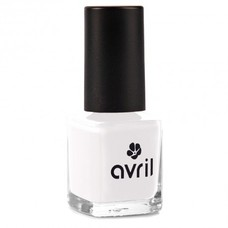 Avril 7Free Nagellak French Blanc