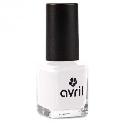 Avril 7Free Nagellak French Blanc