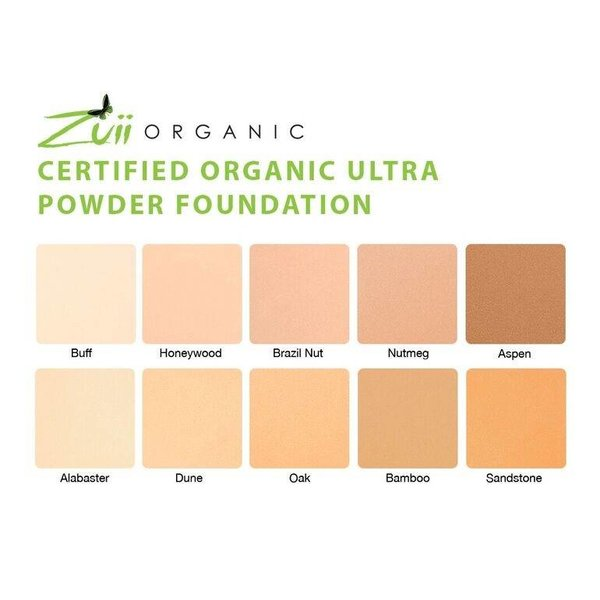 Biologische Ultra Foundation Brazil Nut