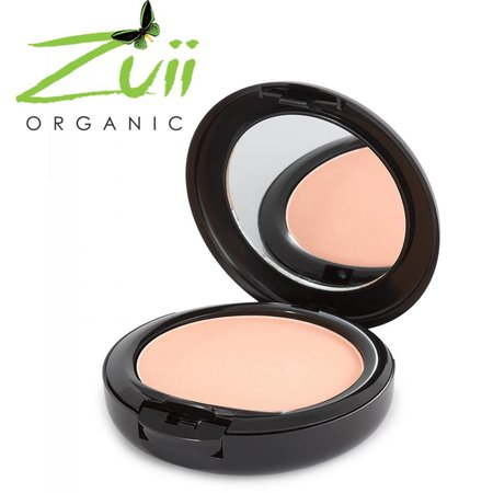 Zuii Organic Ultra Pressed Powder Foundation Buff