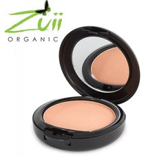 Zuii Organic Ultra Pressed Powder Foundation Brazil Nut