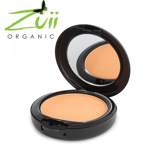 Zuii Organic Ultra Pressed Powder Foundation Bamboo