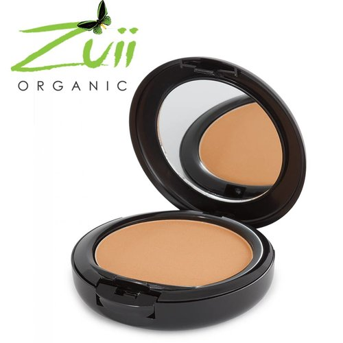 Zuii Organic Ultra Pressed Powder Foundation Sandstone