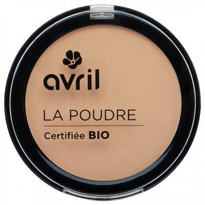 Avril biologische compact poeder foundation nude