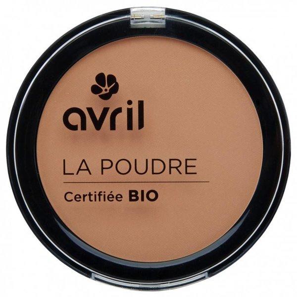 biologische compact poeder foundation abricot