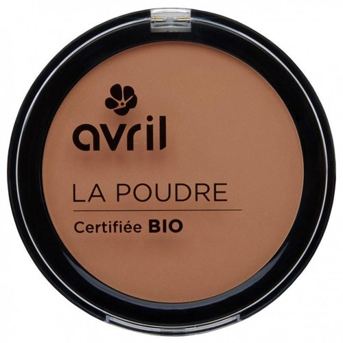 Avril Compact Poeder Foundation Cuivre