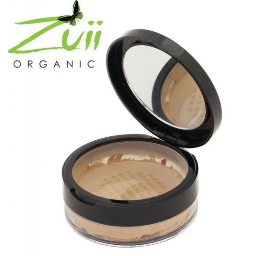 Zuii Organic Loose Powder Foundation Dune