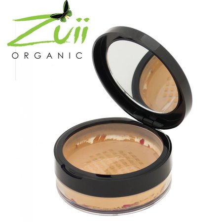 Zuii Organic Loose Powder Foundation Oak