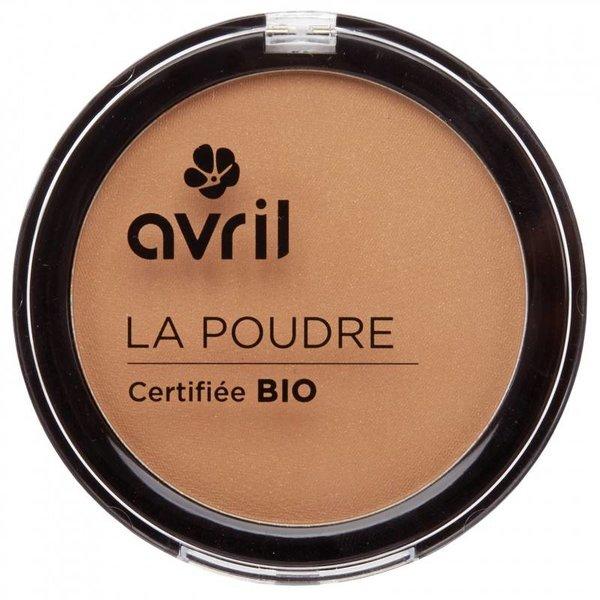 biologische compact poeder bronzer Ambrée