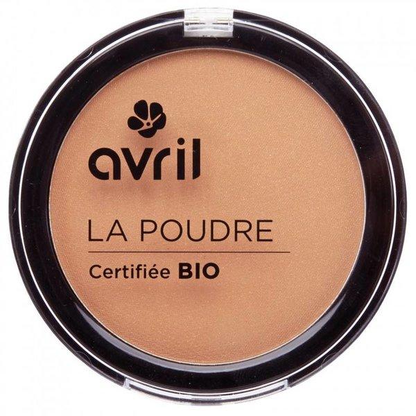 biologische compact poeder bronzer Caramel Doré