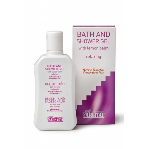 Argital Bath and Shower Gel Relaxing