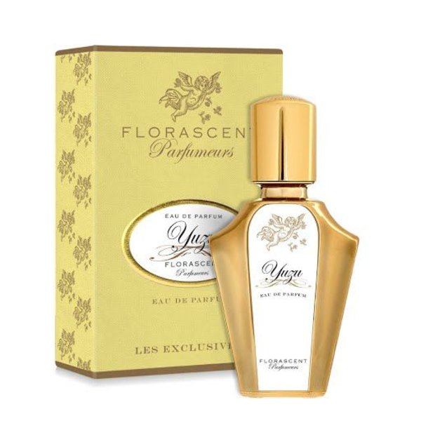 Natuurlijk eau de parfum Les Exclusives Yuzu