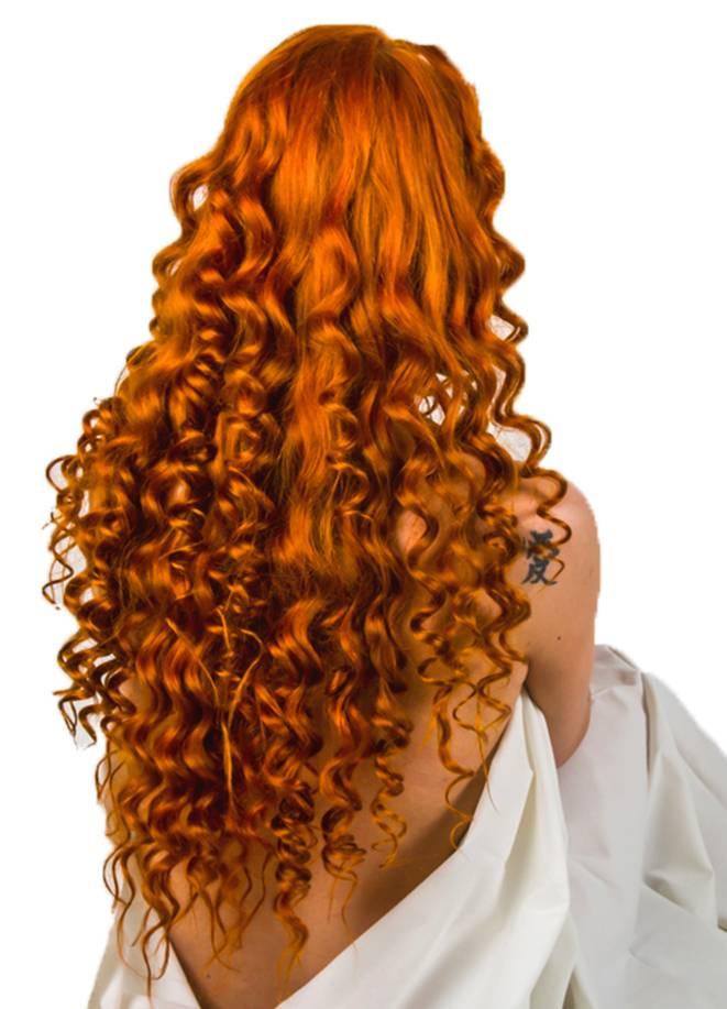 natuurlijke biologische haarverf