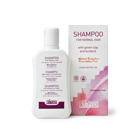 Argital Shampoo for normal hair