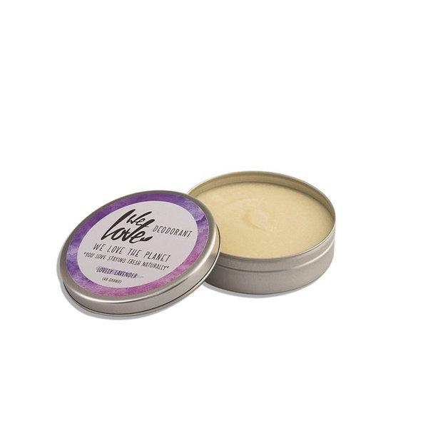Natuurlijke crèmedeodorant Lovely Lavender