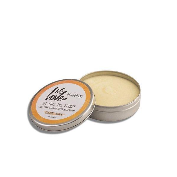 Natuurlijke crèmedeodorant Original Orange