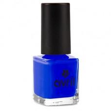 Avril 7Free Nagellak Bleu de France