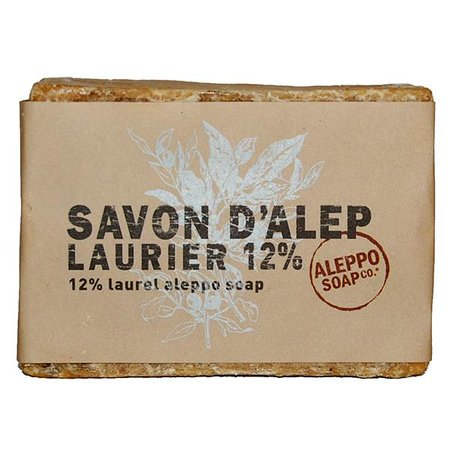 Aleppo Soap Co Aleppozeep 12% laurier