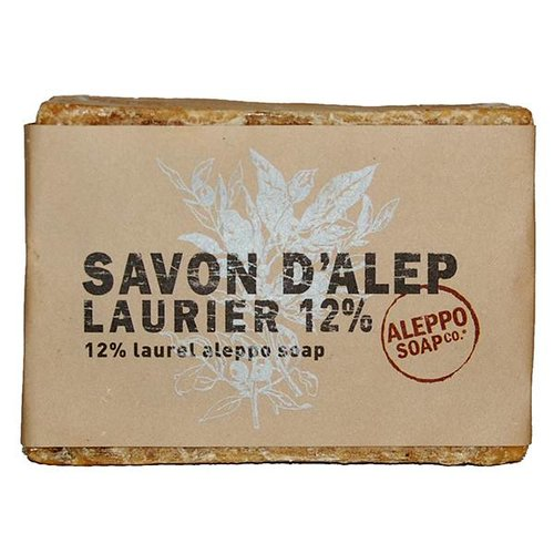 Aleppo Soap Co Aleppozeep 12% laurier