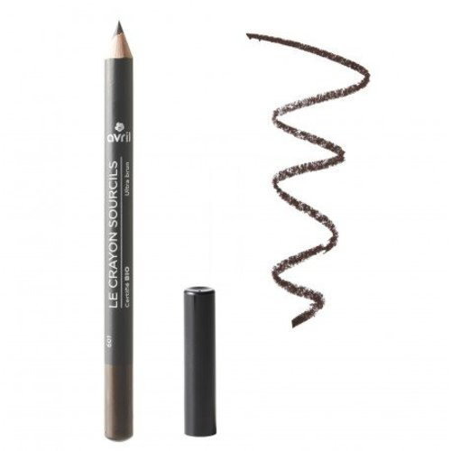 Avril Eyebrow Pencil Ultra Brun