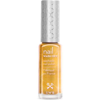 S'N'B Wash Off Gouden Nagellak- Make a Wish