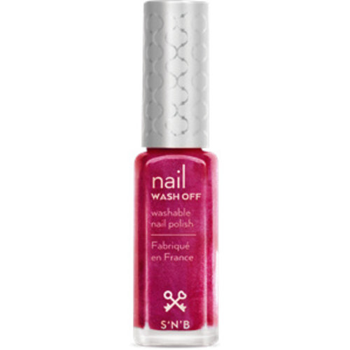 S'N'B Wash Off Nagellak 2103 Raspberry Pie