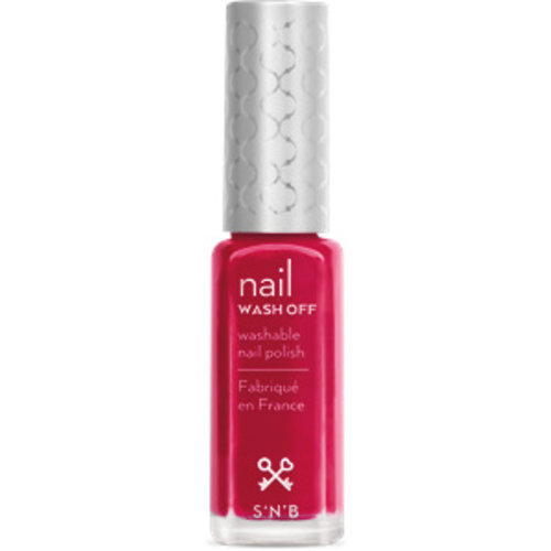 S'N'B Wash Off Nagellak 2030 Cherry Queen