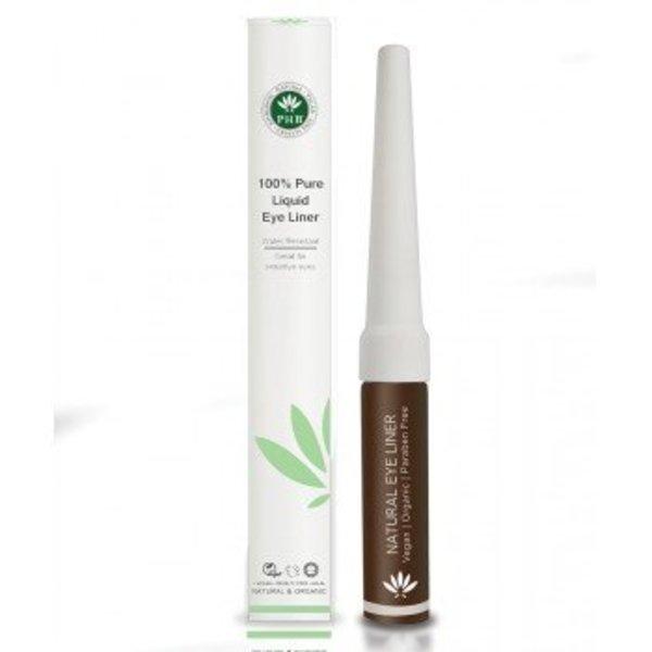 Natuurlijke Vloeibare Bruine Eyeliner