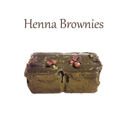 Henna Brownies Paars