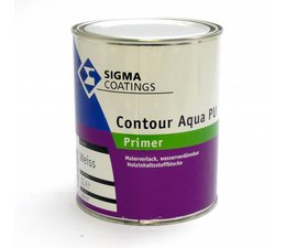 Sigma Aqua-Pu primer 1 liter wit