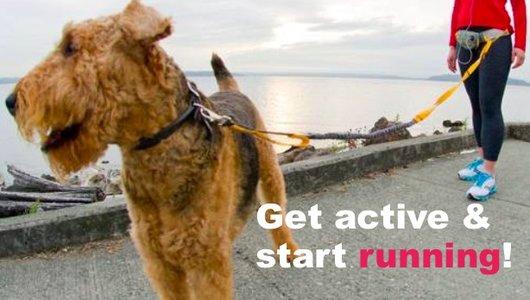 Get active & start running!
