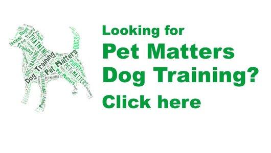 Pet Matters Dog Training
