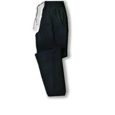 Ahorn Joggingbroek zwart 3XL