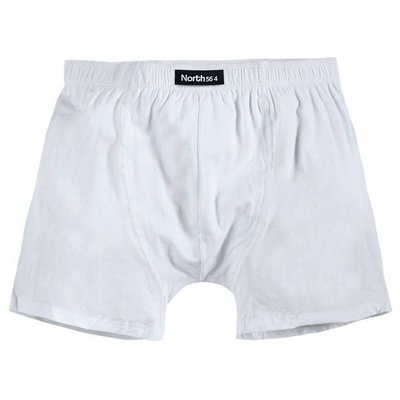 North 56 Boxer shorts 99793 white 3XL