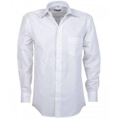 Arrivee hemd LM wit 53/54 6XL