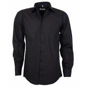 Arrivee hemd LM zwart 53/54 6XL