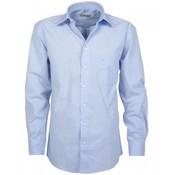 Arrivee hemd LM licht blauw 51/52 5XL