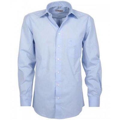 Arrivee Arrivee hemd LM licht blauw 51/52 5XL