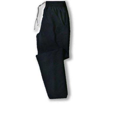 Ahorn Joggingbroek zwart 8XL