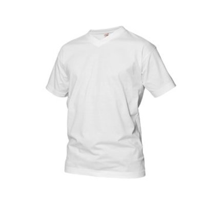 GCM sports T-Shirt V-Neck GCM sports wit 3XL