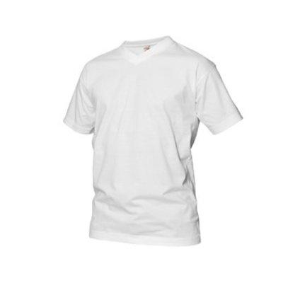 GCM sports T-Shirt V-Neck wit 3XL