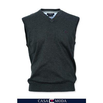 Casa Moda Casa Moda V-neck pullunder 4160/74 5XL