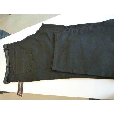 Pionier peter zwart 6525/101 maat 38
