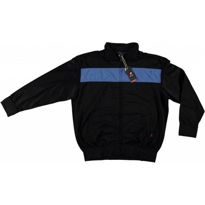 Maxfort Trainingsjack blauw/zwart 3XL