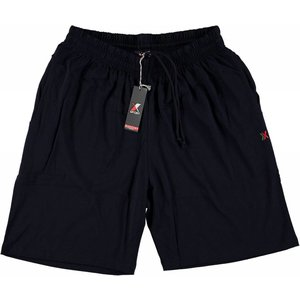 Maxfort Sweat Short Roseto navy 8XL